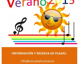 Escuelas musicales de verano