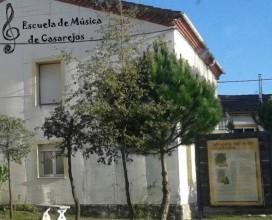 Escuela de Música de Casarejos (Soria)