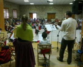 Escuela Municipal de Música de Palacios de la Sierra (Burgos)