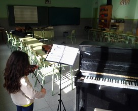 Escuela de Música de San Leonardo de Yagüe (Soria)