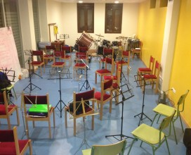 Escuela de Música Clave de Sol - Quintanar de la Sierra